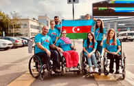 "Azerbaijani female Paralympic athletes join parachuting sports festival <span class=""color_red"">[PHOTO/VIDEO]</span>"