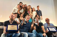 """Giffoni Experience Meet young jury members from Azerbaijan <span class=""""color_red"""">[PHOTO/VIDEO]</span>"""