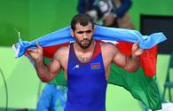 Azerbaijani wrestler in Top 2 of UWW ranking