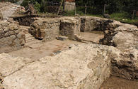 Ancient Albanian church discovered in Balaken