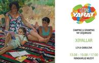 YARAT invites you to join Camping and Gramping Camp