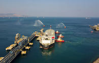 "STAR refinery receives first batch of Azerbaijani oil <span class=""color_red"">[UPDATE]</span>"