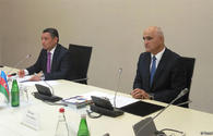 """Tajikistan interested in co-op with Azerbaijan in aluminium production: minister <span class=""""color_red"""">[UPDATE/PHOTO]</span>"""