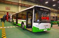 Russia's LiAZ eyes to start bus deliveries to Azerbaijan