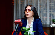 Mariana Vasileva expresses gratitude to AGF President Mehriban Aliyeva for support