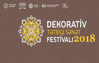 Baku to Festival of Decorative and Applied Arts in October