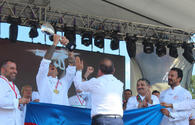 "Azerbaijani chefs win International Culinary Cup <span class=""color_red"">[PHOTO]</span>"