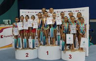 "Winners of final day of 25th Azerbaijan and Baku Championships in Rhythmic Gymnastics awarded <span class=""color_red"">[PHOTO]</span>"