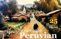 Baku to host exhibition of Peruvian artists