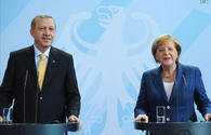 Turkish economy's strength important for Germany, Merkel tells Erdoğan