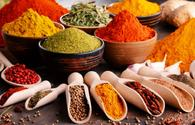 Essential herbs and spices in Azerbaijani cuisine