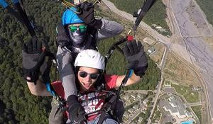 Extreme for adventure seeking travelers in Gabala