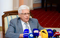 Russian ambassador to Azerbaijan talks on priorities of activity