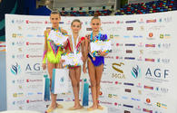 "Winners of final day of International Tournament ""GymBala"" in Rhythmic Gymnastics awarded <span class=""color_red"">[PHOTO]</span>"