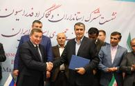Iran's Mazandaran, Russia's Volgograd sign economic co-op deal