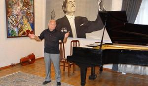 "Maestro Niyazi commemorated in Baku <span class=""color_red"">[PHOTO]</span>"