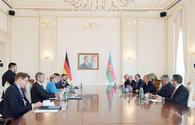 """Relations between Azerbaijan, Germany to continue to develop successfully <span class=""""color_red"""">[UPDATE]</span>"""