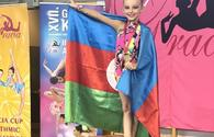 National gymnast grabs gold in Budapest