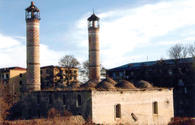 Armenians attempt to falsify historical essence of Azerbaijani mosque