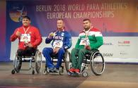 Paralympic athletes grab silver in Berlin
