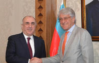 "Argentina's ambassador terminates diplomatic mission in Azerbaijan <span class=""color_red"">[PHOTO]</span>"