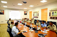 """Turkish Armed Forces' delegation paying visit to Azerbaijan <span class=""""color_red"""">[PHOTO]</span>"""