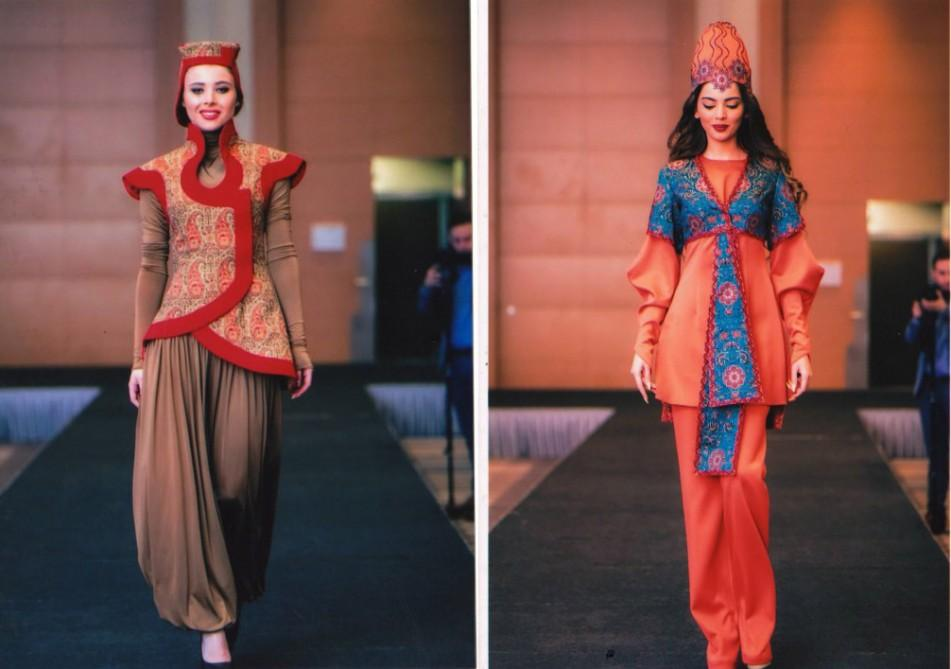 National designer to present her fashion collection in Kyrgyzstan  PHOTO  3cbe951d3c