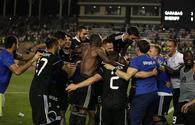 Qarabag FC is in Europa League group stage