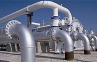 Gas exports increase markedly