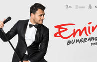 EMIN to give concert in Baku