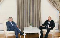 "Ilham Aliyev receives NATO PA president <span class=""color_red"">[UPDATE]</span>"