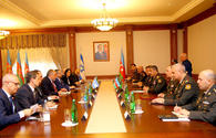 "Azerbaijan, Israel mull prospects of military co-op <span class=""color_red"">[PHOTO]</span>"