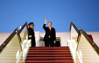 "Turkish President Recep Tayyip Erdogan ends official visit to Azerbaijan <span class=""color_red"">[PHOTO]</span>"