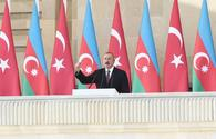 Ilham Aliyev: Turkish-Azerbaijani relations are at highest level