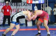 National freestyle wrestler team becomes third in Minsk