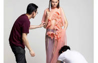 "Azerbaijani designer to join Milan Fashion Week <span class=""color_red"">[PHOTO]</span>"