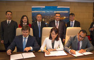 """Command Control Center of civil UAVs to be established at Heydar Aliyev International Airport <span class=""""color_red"""">[PHOTO]</span>"""