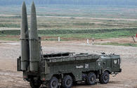 Russian Iskander-M missile systems deployed in Kyrgyzstan for drills
