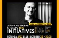 French musicians to perform at Baku  Int'l Jazz Festival