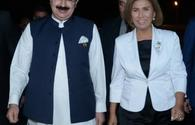 Chairman of Pakistan`s Senate arrives in Azerbaijan
