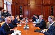 "Bulgaria shows great interest in Azerbaijan's global projects <span class=""color_red"">[PHOTO]</span>"