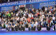 "Baku hosts opening ceremony of 2018 World Judo Championships <span class=""color_red"">[PHOTO]</span>"