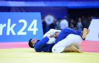 Azerbaijani judoist wins bronze medal at World Championships in Baku