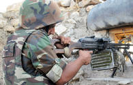 Armenia violates ceasefire with Azerbaijan 96 times