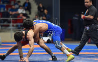 Junior wrestlers fourth at World Championships