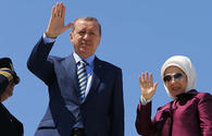 Turkish president in New York for UN General Assembly