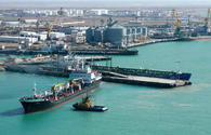 New sea terminal in Kazakhstan starts receiving cargo