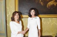 "Azerbaijan's First VP Mehriban Aliyeva meets president of Italian Senate <span class=""color_red"">[PHOTO]</span>"