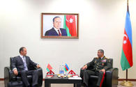 "Azerbaijan discusses military co-op with Belarus, Turkey <span class=""color_red"">[PHOTO]</span>"