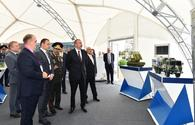 "President Aliyev views Azerbaijan International Defense Exhibition ADEX 2018 <span class=""color_red"">[PHOTO]</span>"